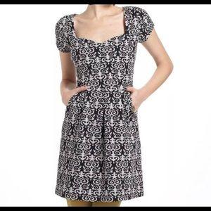 Anthropologie Deletta Caledonia Dress